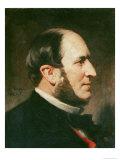 Baron Georges Eugene Haussmann 1867, Giclee Print