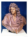 Bust of Jean Baptiste Lully, Giclee Print
