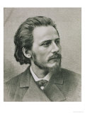 Jules Emile Massenet, Giclee Print