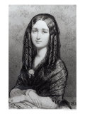 Louise Colet, 1844, Giclee Print