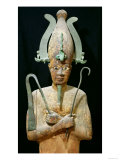 Statue of the Cult of Osiris, Giclee Print