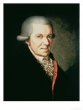 Johann Michael Haydn, Brother of the Composer Franz Joseph Haydn, Giclee Print