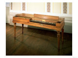 Clavichord, Once Owned by Franz Joseph Haydn, Made by Ferdinand Hofmann, Giclee Print