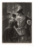 Helena and Bertram - All's Well That Ends Well by William Shakespeare, Giclee Print