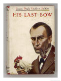 His Last Bow Holmes is Employed by the Government to Foil the German Spy Von Bork, Giclee Print