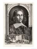 Pierre de Fermat, Giclee Print