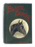 Black Beauty book cover, Giclee Print