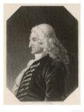 Henry Fielding by William Hogarth, Giclee Print