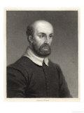 Andrea Palladio, Italian Architect, Giclee Print