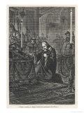 Galileo Galilei Italian Astronomer Recants His Heresy 22 June 1633, Giclee Print