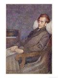Frederic Chopin, Giclee Print