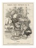 """Ouida"", Nom de Plume of Marie Louise de la Ramee, English Novelist, Giclee Print"