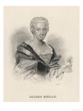 Anna Maria Sibylla Merian Swiss Painter Engraver and Naturalist, Giclee Print