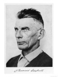 Samuel Barclay Beckett, Irish Dramatist and Novelist, Giclee Print