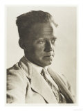 Werner Heisenberg, German Physicist, Giclee Print