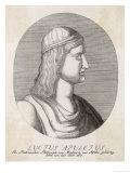 Lucius Apuleius of Madaura, North African Writer and Philosopher, Giclee Print