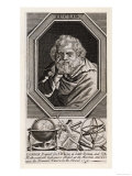 Euclid, Mathematician of Alexandria, Giclee Print