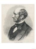 John Stuart Mill Giclee Print