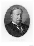 William Howard Taft, 1909-1913, Giclee Print