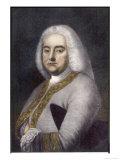 George Frederic Handel German-English Musician, Giclee Print
