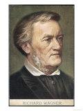 Richard Wagner, German Musician, Giclee Print