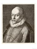 Orlando di Lasso Flemish Composer, Giclee Print
