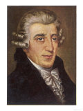 Joseph Haydn, Austrian Musician and Composer, Giclee Print