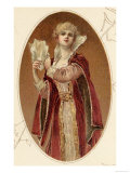 Much Ado About Nothing, Portrait of Beatrice Niece to the Governer of Messina, Giclee Print
