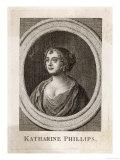 "Katherine Philips, aka ""Orinda"" English Poet, Giclee Print"