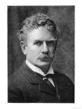 Ambrose Bierce American Writer, Giclee Print