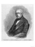 John Stevens Henslow, Botanist and Geologist, Cambridge Professor of Botany, Giclee Print