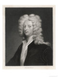 Joseph Addison, poet and essayist, Giclee Print
