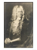 George Frederic Handel, German-English Musician, Giclee Print