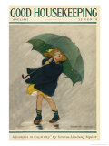 Jessie Wilcox Smith -Good Housekeeping, April 1922, Art Print