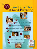 10 Principles of Parenting, Laminated Poster