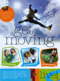Get Moving Laminated Poster