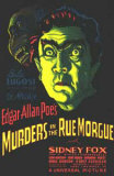 Bela Lugosi, Murders in the Rue Morgue, Art Print
