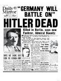 Adolf Hitler, Giclee Print