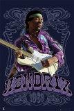 Jimi Hendrix, Poster