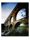 Aquaduct Constructed Under Agrippa, Son-In-Law of Emperor Augustus Giclee Print