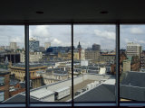 City Skyline, Glasgow, Scotland, United Kingdom, Photographic Print