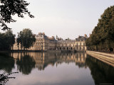 Palace of Fontainebleau, UNESCO World Heritage Site, Ile De France, France, Photographic Print