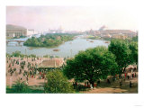 World's Columbian Exposition, Chicago, 1893, Giclee Print