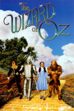 Wizard of Oz Poster - Yellow Brick Road