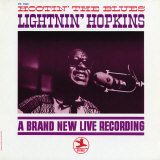 Lightnin' Hopkins - Hootin' the Blues, Photographic Print