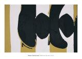 Elegy to the Spanish Republic No. 102), Art Print, Robert Motherwell