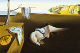 Twentieth Century Art Masterpieces - The Persistence of Memory