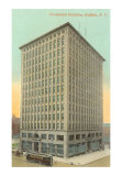 Prudential Building, Art Print
