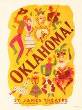 Oklahoma, Masterprint