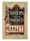 Hamlet: Southern & Harned, Giclee Print